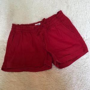 "Old Navy 3.5"" Inseam Linen-Blend Shorts"